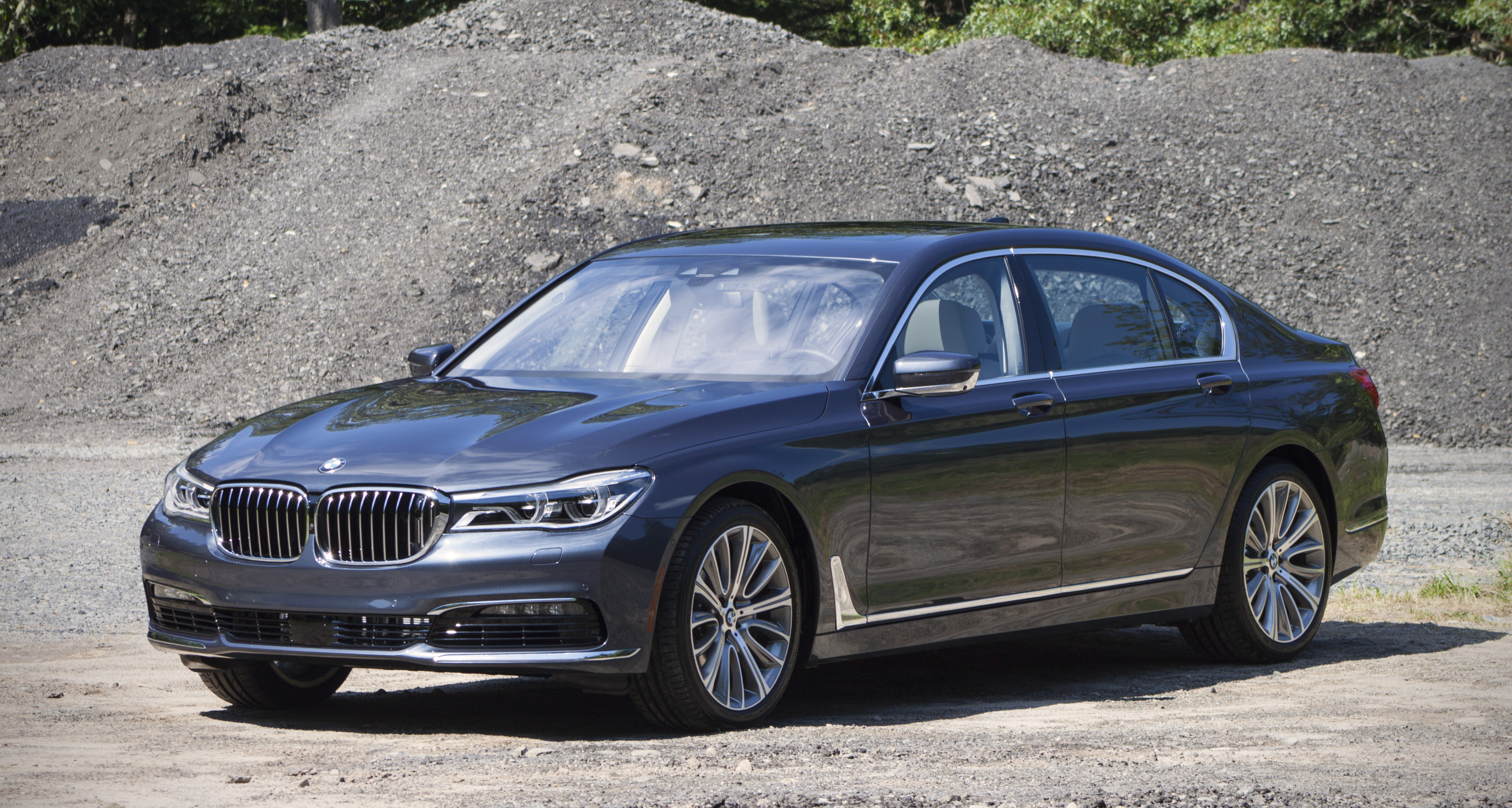 Monticello Motor Club >> Driven: 2016 BMW 750i xDrive, Technology Meets Luxury ...