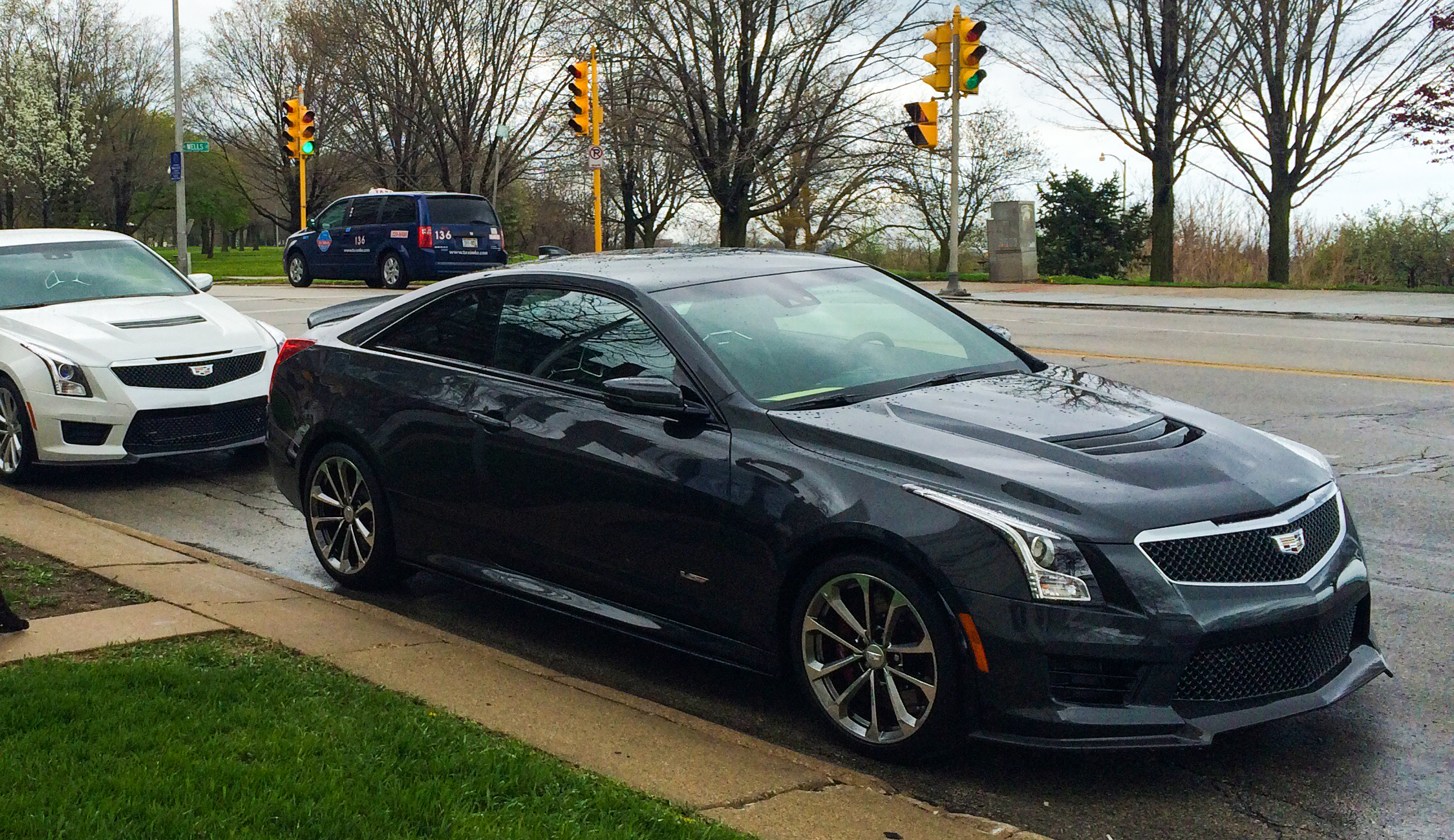driven 2016 cadillac ats v detroit punches back rides. Black Bedroom Furniture Sets. Home Design Ideas