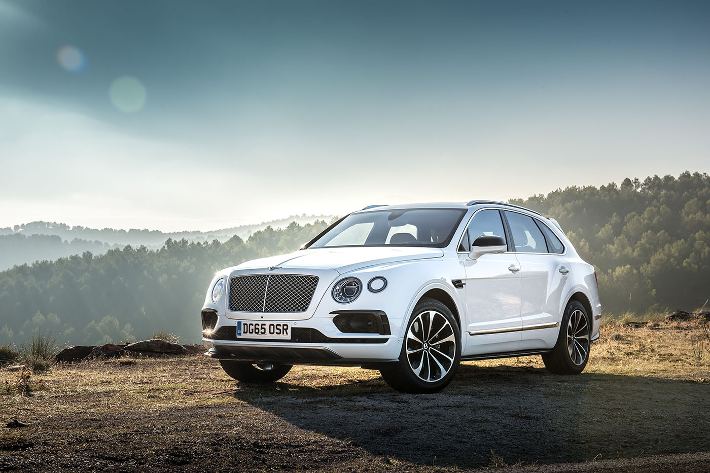 Driven: 2016 Bentley Bentayga, it\'s beauty, thankfully, is more than ...