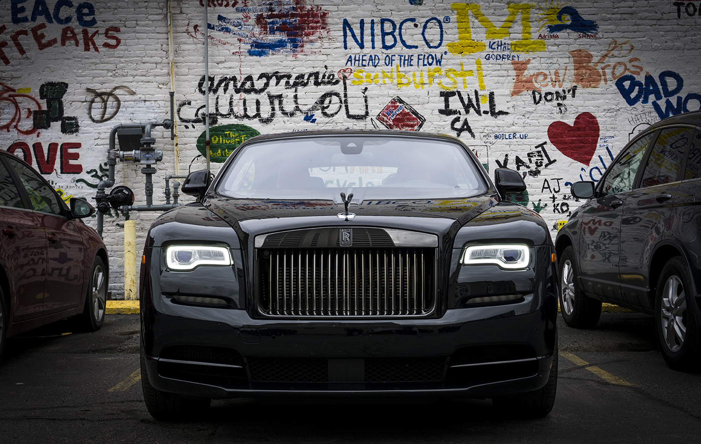 Palm Springs Ford >> The Baddest Rolls-Royce Ever. Wraith Black Badge. | Rides ...