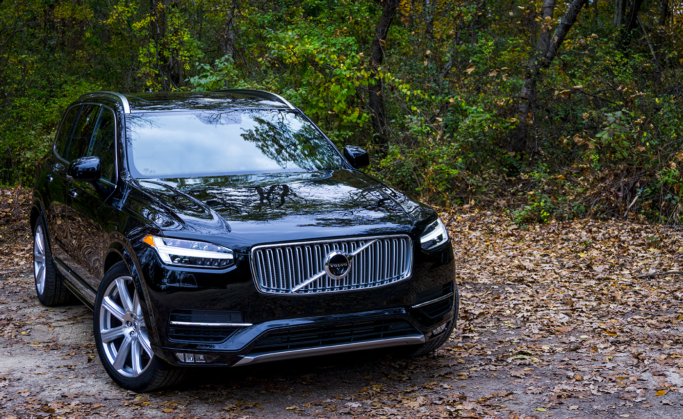 driven volvo xc90 t6 inscription this swede s a standout rides drives. Black Bedroom Furniture Sets. Home Design Ideas