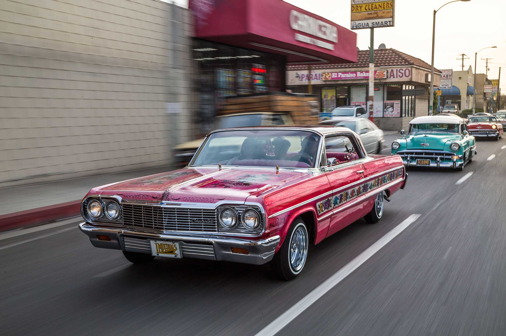 Iconic American Custom Cars on Display in D.C. | Rides & Drives