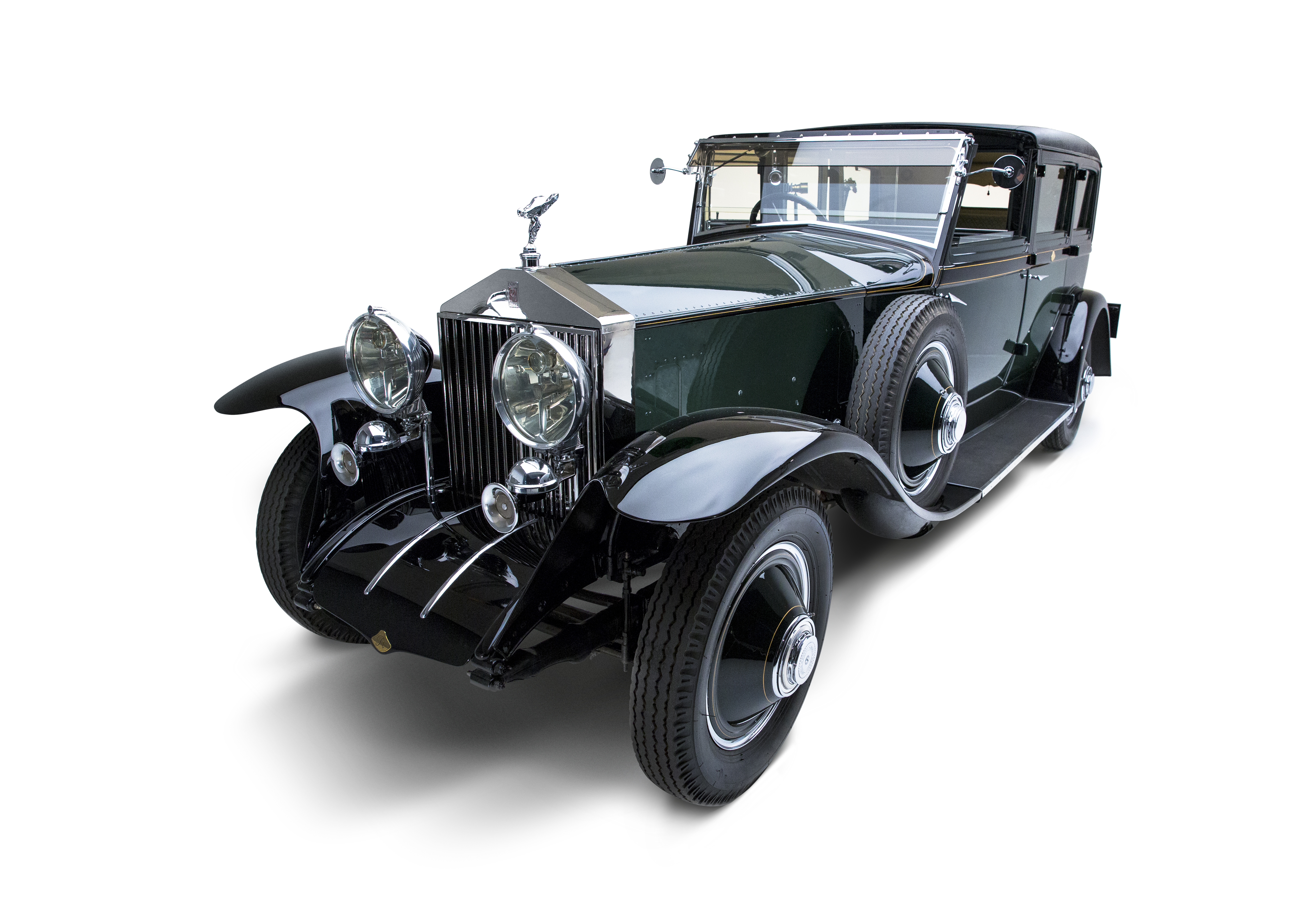 Old Car Friday: Rolls-Royce revisits history before releasing ...