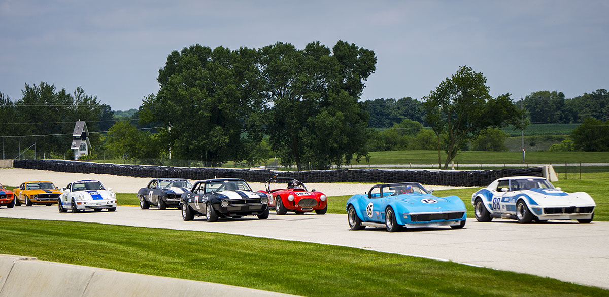 Destination Road America: Vintage Racing and the Lexus RC350 | Rides ...