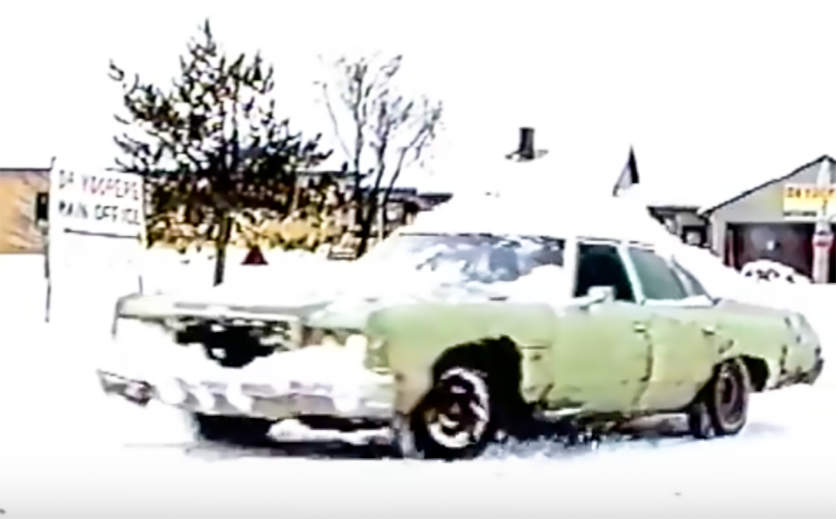 Thursday Cartunes Da Yoopers And Their Rusty 1975 Chevrolet