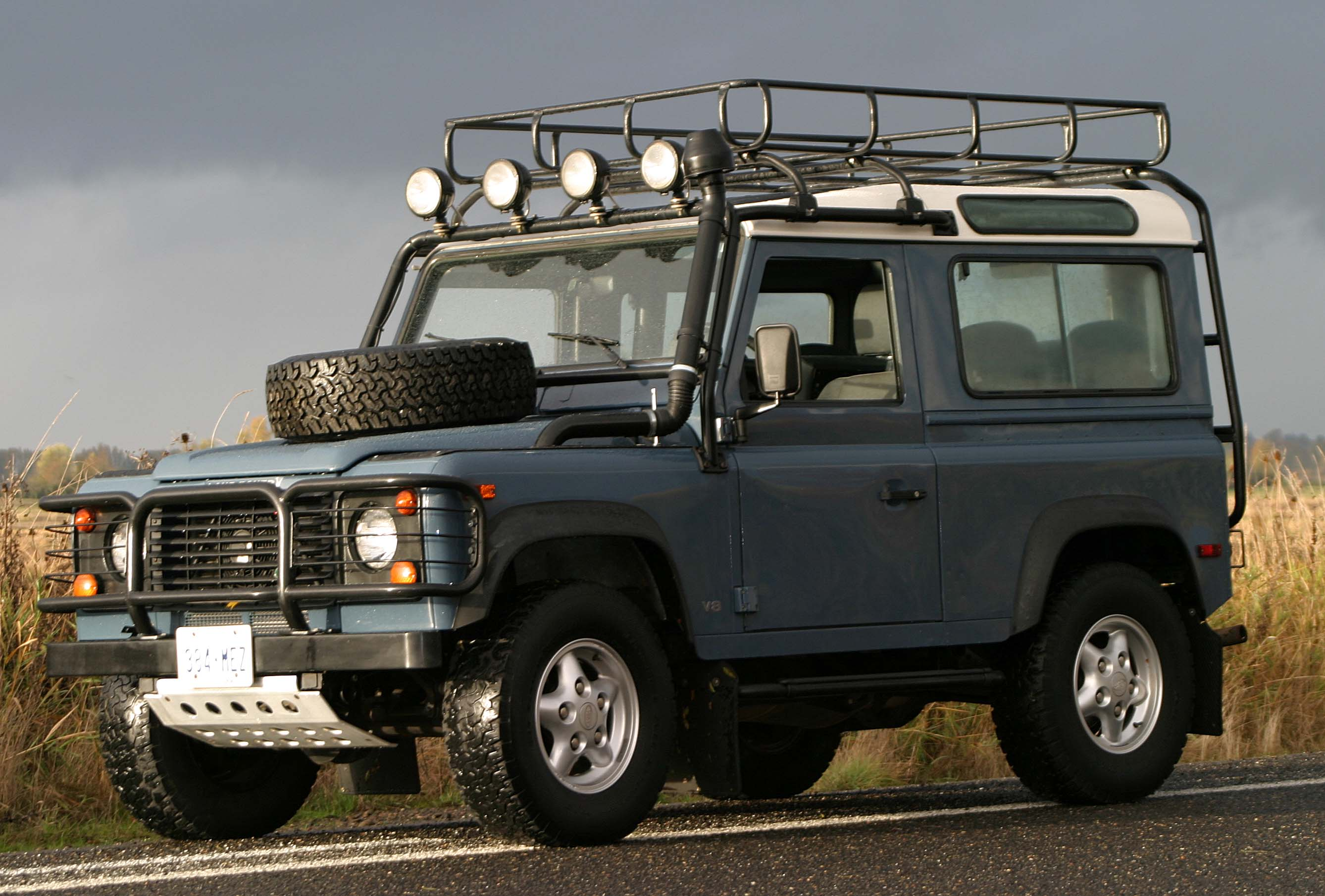 car top land this carzero old rover news is landrover new for defender gear sale prevnext classic vintage a lr