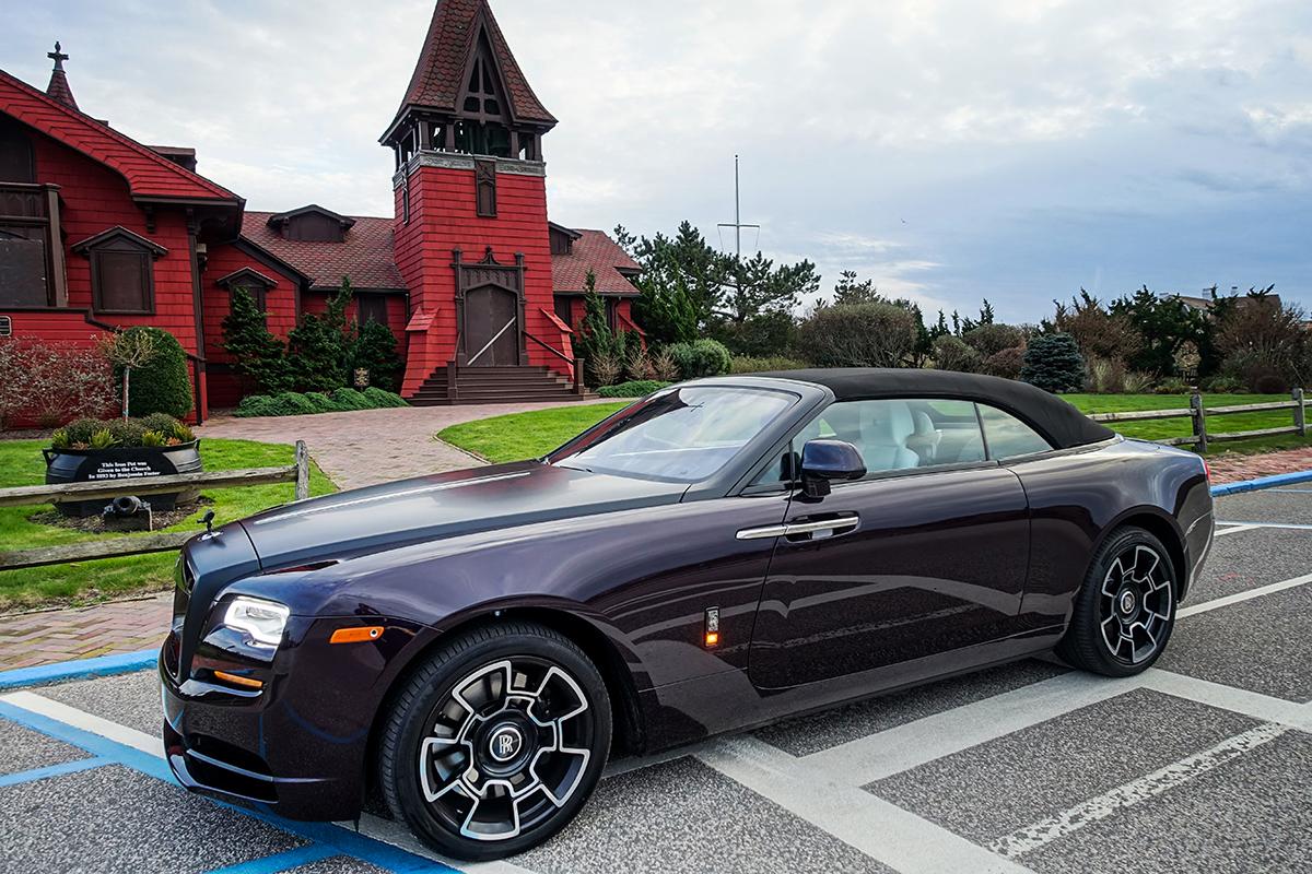 Destination East Hampton: A weekend with the Rolls-Royce Dawn ...