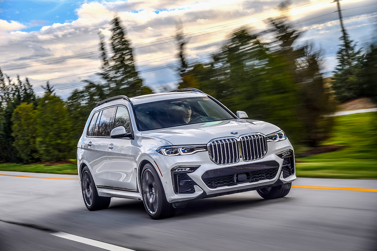 Driven 2020 Bmw X7 Xdrive50i Bmw Goes Big Rides Drives