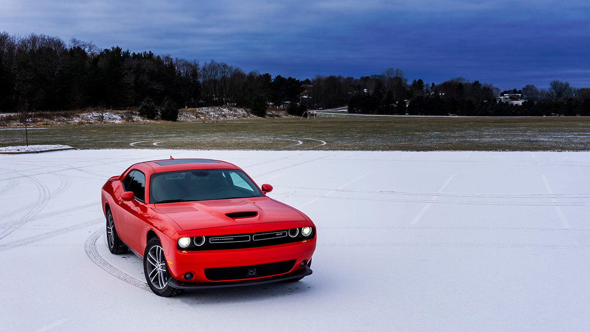 Driven 2020 Dodge Challenger Gt Awd Plus A Muscle Car For All Seasons Rides Drives
